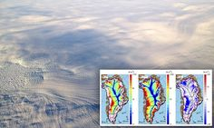 Greenland's ice sheet is growing thicker than 9,000 years ago
