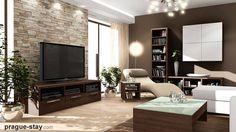 moderní obývací pokoj - Hledat Googlem