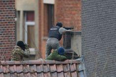 Belgian DSU sniper team that killed Mohamed Belkaïd in Brussels on March 15 2016.[2.266x1.511]