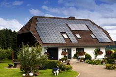 """Soon you can """"google your roof"""" and find out if you can put solar panels on it"""