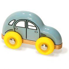 Vilac Mini Car - Simple Modern Retro Kids Toys