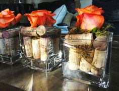 Laurie Loves...: Decorating with Corks