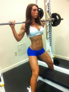 THIS IS IT!!!! The EXACT level of fit that I want!!! And I'm pretty driven...