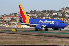 Boeing 737-7H4 aircraft picture
