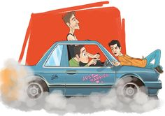 Crazed drivers after wedding Wedding, Fictional Characters, Art, Valentines Day Weddings, Art Background, Kunst, Performing Arts, Weddings, Fantasy Characters