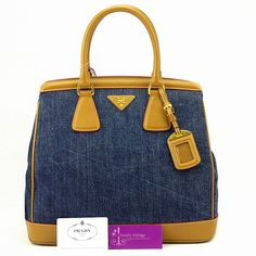 Denim Nylon Saffiano 23