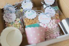 Diy Eid Gifts, Diy Eis, Food Hampers, Diy Food, Sleepover, Cake, Bff, Desserts, Gift Ideas