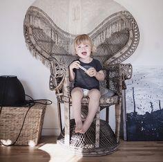 Die stoel! | Anna Malmberg