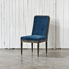 Eighteenth Century Dining Side Chair - Dining Chairs - RLH Collection - Products - Ralph Lauren Home - RalphLaurenHome.com