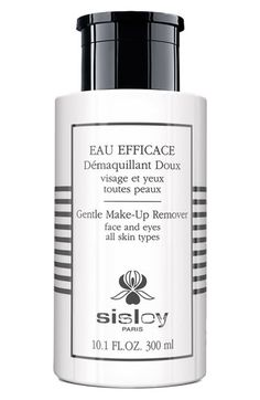 Sisley Paris 'Eau Efficace' Gentle Make-Up Remover available at #Nordstrom