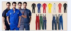 We supply various of safety workwear such as coverall,overall,jacket,vest,cargo pants & shorts,hospital uniform,chef wear etc. Safety Workwear, Cargo Vest, Overalls, Shorts, Vest Jacket, Work Wear, Cotton, Jackets, How To Wear