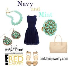 """Mojito"" by parklanejewelry on Polyvore"