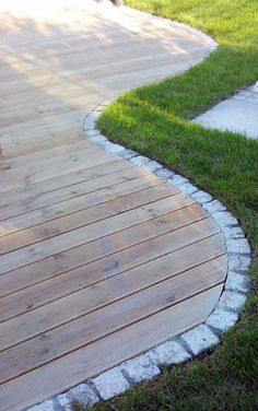 E-post – Lena Elisabeth Jensen – Outlook Backyard Retreat, Backyard Landscaping, Dream Garden, Home And Garden, Back Gardens, Garden Planning, Garden Paths, Garden Inspiration, Landscape Design