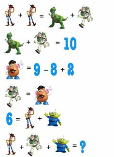 Tot Story use for warm ups Fun Math, Math Games, Math Activities, Brain Teasers Pictures, Math Logic Puzzles, Math Talk, Math Challenge, Fourth Grade Math, Picture Puzzles