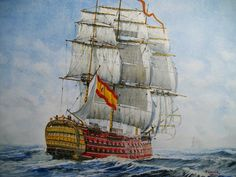navio santisima trinidad - Buscar con Google