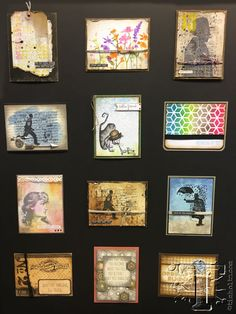 CHA2016 show recap: sizzix & stampers anonymous… | Tim Holtz