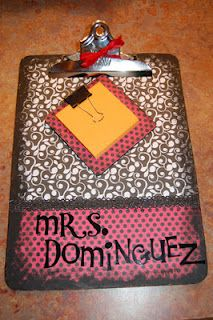 Jack of all Trades: Clipboards and Post-its