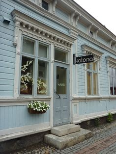 Old Rauma Window Trims, Wooden Architecture, Old Houses, 18th Century, The Neighbourhood, Europe, Cottage, Boho, Garden