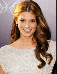 Ashley Greene hair color!