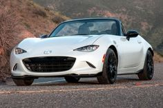 Check out why the Mazda MX-5 Miata made the list of 10 Best Affordable Road Trip Cars