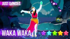 Just Dance 2018 Kids: Waka Waka (This Time For Africa) - 5 stars Football Hits, Time For Africa, Waka Waka, Brain Breaks, Just Dance, Music Publishing, Songs, Xbox 360, Classroom Ideas