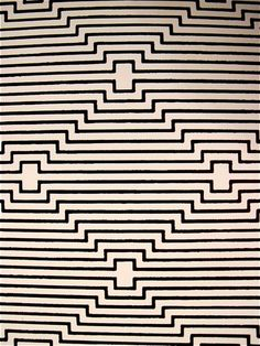 "Waclaw Szpakowski Polish (No!) 1883-1973 ""B: B5"" 1924 Ink on paper #pattern #geometric"