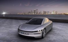2011 Volkswagen XL1 Concept Wallpaper Free Download. Resolution 1920x1200 px - GreatCarWallpaper ID 3738