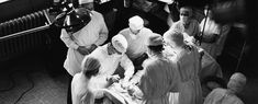 In 1945, a chain-smoking surgeon, a deaf female doctor, and a self-taught African-American lab tech developed a risky procedure that revolutionized medicine.