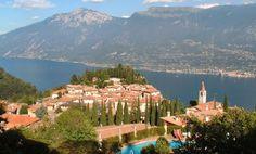 Tremosine, Italy | Tremosine on Lake Garda in Italy