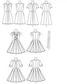 McCall's 7084 : Patrons de couture
