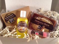 Be sure to check out our gift box set offering lots of products at a great value!