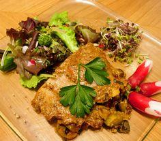 Lasagne végétarienne sans lait, sans blé Ecole de cuisine Végétarienne Cuisine sans gluten et sans caséine Cuisiner Autrement