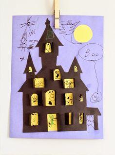 26 idéias de lembrancinhas, atividades, artes e sugestões para o dia das bruxas ou Halloween! - ESPAÇO EDUCAR                                                                                                                                                                                 Mais