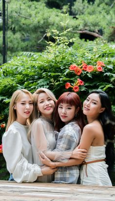 Moonbyul, solar, hwasa y wheein Kpop Girl Groups, Korean Girl Groups, Kpop Girls, K Pop, Mamamoo Kpop, Solar Mamamoo, Diane, Jennie Lisa, Rainbow Bridge