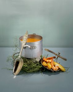 Bouillabaisse, Fish Soup, © Oliver Schwarzwald
