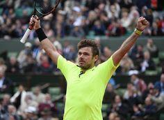 Roland Garros 2016 Wawrinka