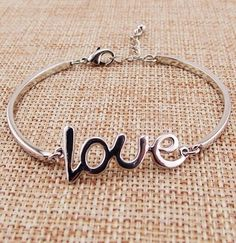 big silver love bracelet~cheap fashion sunglass,street fashion,women fashion jewelry only $2.99 shop at www.costwe.com