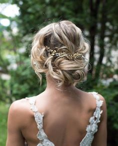 Romantic wedding hair ideas you will love (18)