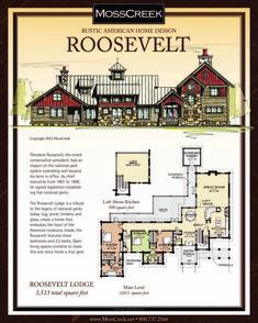 www.MossCreek.net Rustic American Home Design - log cabin, log home on teal homes, manchester homes, chocolate homes, green homes, ski homes, madison homes, johnson homes, blu homes, grass homes, clay homes, spencer homes,