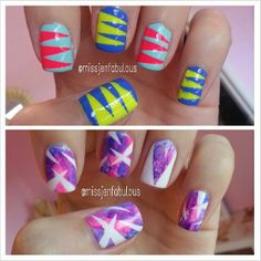 @MissJenFABULOUS  check out her designs on youtube