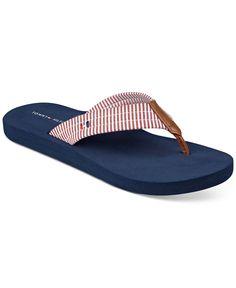 Tommy Hilfiger Calie Flip-Flops