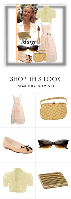 """""""marge"""" by clarerizzo on Polyvore featuring Louise et Cie, ZeroUV, WearAll, Boucheron and Dolce&Gabbana"""
