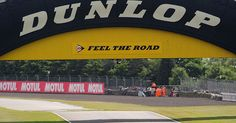I can't believe they dismantled the Dunlop Bridge at Donington