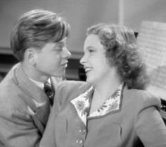 Andy Hardy and Betsy Booth