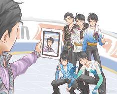 - The Best Figure Skater Ever: Yuzuru Hanyū 羽生 結弦 Male Figure Skaters, Figure Skating, Ice Skate Drawing, Yuzuru Hanyu, Javier Fernandez, Skate Man, Manga Drawing Tutorials, Yuri Katsuki, Ice Skaters