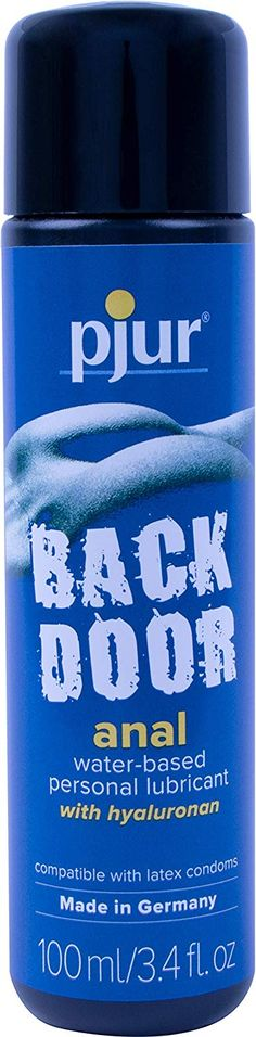 Pjur Backdoor Water-Based Anal Lubricant, Fluid Ounce / 100 Milliliter -- Details can be found by clicking on the image. (This is an affiliate link) Supplements For Women, Back Doors, Image Link, Base, How To Make
