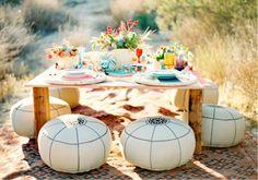 Southwestern americana wedding inspiration