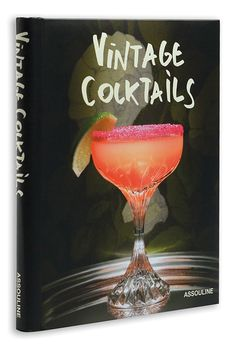 buy this if: you've just finished decorating your bar cart and you need a literary accouterment to go with it.