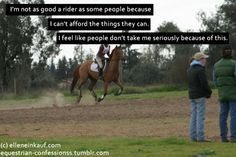 Equestrian sayings found on google search I did not make any of these!!