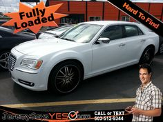2012 Chrysler 300 For Sale in Portland Cars for Sale Buy Here Pay Here Car Lots Bad Credit Car Loans Buy Here Pay Here http://jeremysaysyes.com/car-details/?car_id=424 #jeremysaysyes #pdx